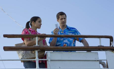 Jake and Amy's Vacation - Brooklyn Nine-Nine
