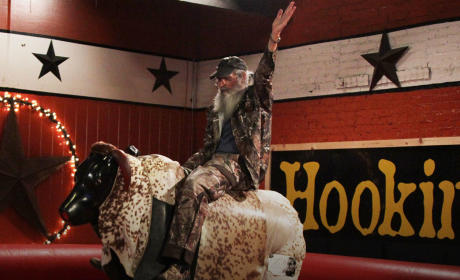 What's on the Ducket List? - Duck Dynasty