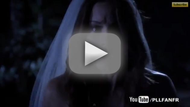 Pretty little liars clip there goes the bride