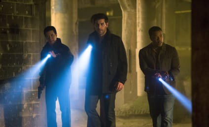 Grimm Season 5 Episode 1 Review: The Grimm Identity