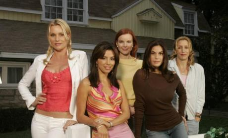 Two Extra Seasons of Desperate Housewives?