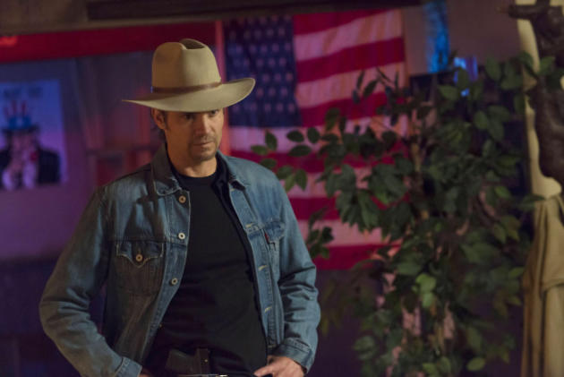 Raylan's Battle