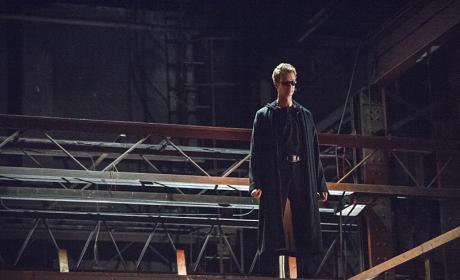 Where's the Plasma? - Arrow Season 3 Episode 19