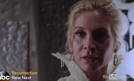 Elizabeth Mitchell on OUAT - Once Upon a Time