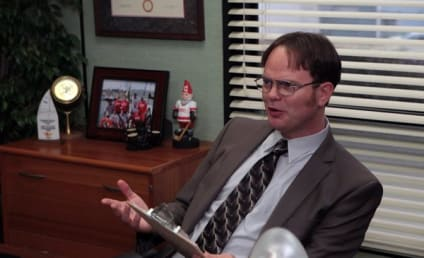 The Office Review: Fire in the Hole