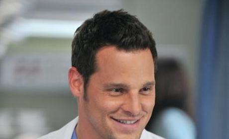 Alex Karev Smiles