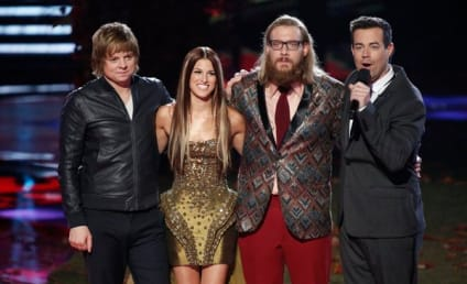 The Voice Results: Your Season 3 Winner is ...