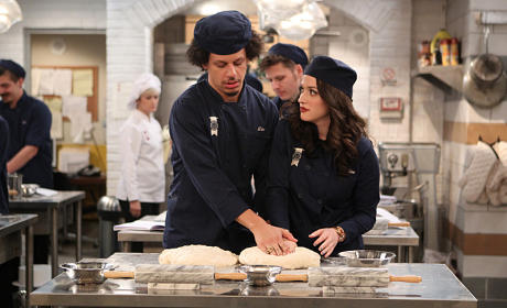 2 Broke Girls Review: Bros Before Doughs
