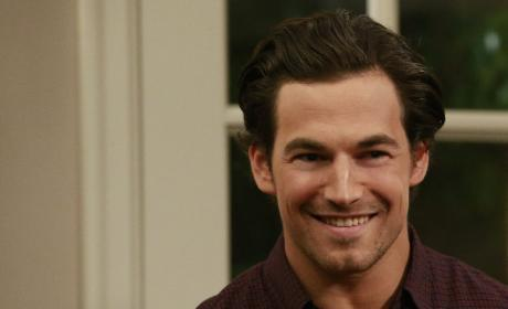 Andrew Smiles - Grey's Anatomy Season 12 Episode 10