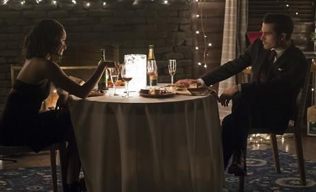 Benzo Overload! - The Vampire Diaries Season 7 Episode 19