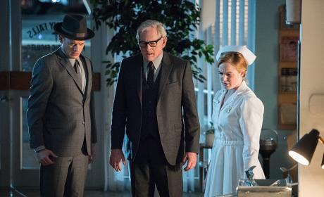 DC's Legends of Tomorrow Photo Preview: Playing Doctor