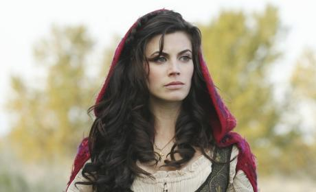 "Once Upon a Time Q&A: Meghan Ory on the ""Wild Ride"" of Being Red"