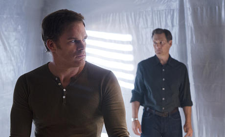Netflix Acquires Old Seasons of Dexter