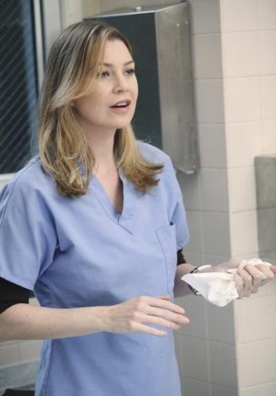 Dr. Mer Grey