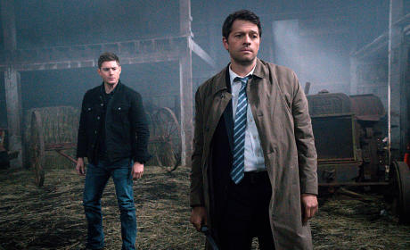 Dean and Castiel - Supernatural Season 10 Episode 20