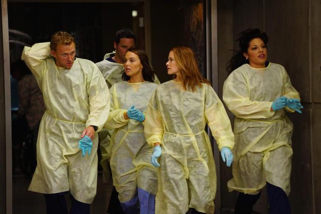 Team on the Case - Grey's Anatomy Season 11 Episode 23 ...