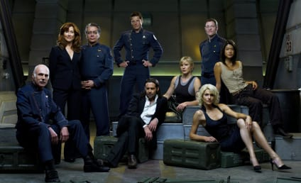 Battlestar Galactica Movie in the Works: What Say You All?