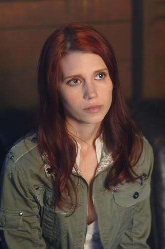 Julie McNiven on Supernatural