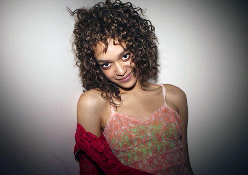 Britne Oldford for Skins