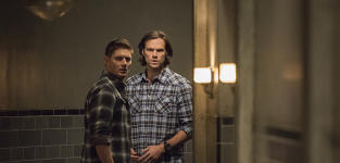 Sam and Dean - Supernatural Season 10 Episode 21