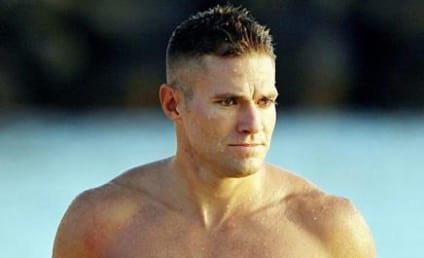 A Picture of Andy Baldwin... Shirtless!