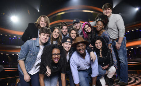 American Idol Results: Say Goodbye To...