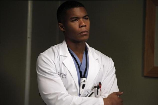 Shane on Grey's