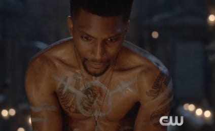 The Originals Sneak Peek: Un Finn-ished Business?