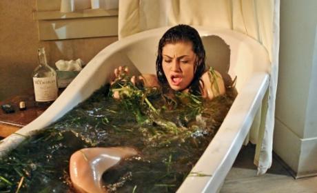 Worst. Bath. Ever.