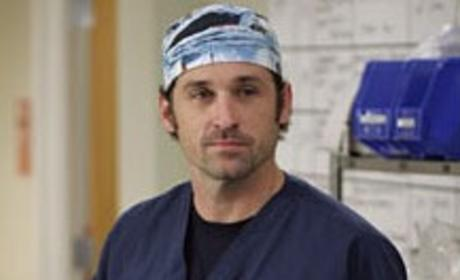 Patrick Dempsey... to the Rescue!