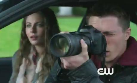 """Arrow Promo: """"Darkness on the Edge of Town"""""""