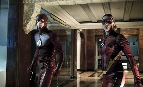 """The Flash Photos from """"The New Rogues"""""""