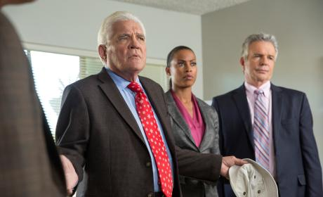 Major Crimes Review: The Merriest Depressing Christmas