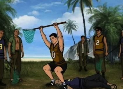 Watch Archer Season 3 Episode 2 Online