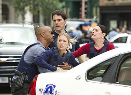 Watch Criminal Minds Season 7 Episode 23 Online
