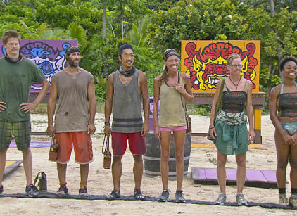 Watch Survivor Season 28 Episode 11 Online