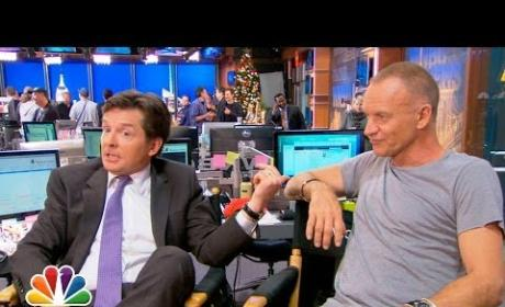 "Michael J Fox Show: ""Christmas"""