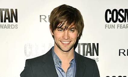 Chace Crawford is Fun, Fearless
