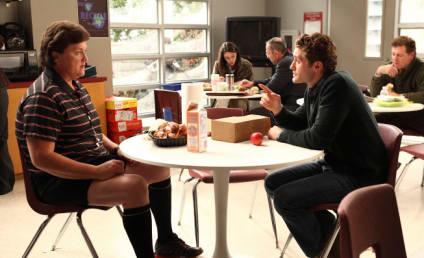Matthew Morrison Previews Underwear Episode of Glee