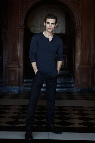 Paul Wesley Promo Photo