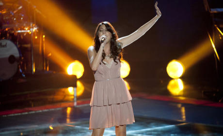 Charlotte Sometimes's Blind Audition
