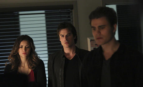 Preparing to Say Farewell - The Vampire Diaries Season 6 Episode 14