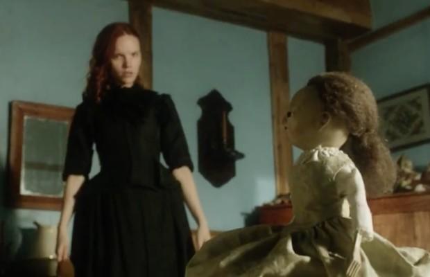 Scary Salem Scene