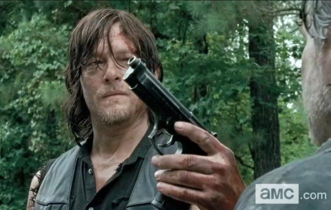 The Walking Dead Midseason Premiere: Watch the First 4 Minutes NOW!
