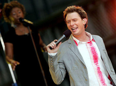 Clay Aiken: Upcoming TV Appearances