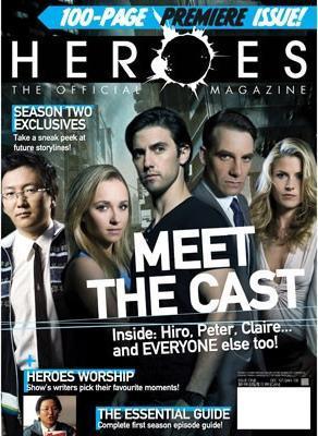 Heroes Magazine