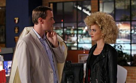 McGee Checks Out the Hair - NCIS Season 12 Episode 6