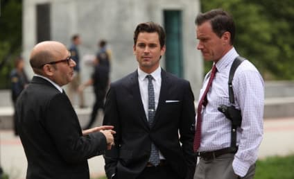 White Collar Review: National Treasures