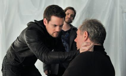 Nikita Picture Preview: Michael vs. Percy