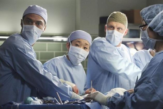 Troika of Surgeons